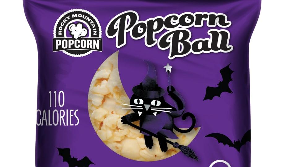 Open Road Snacks Popcorn Ball