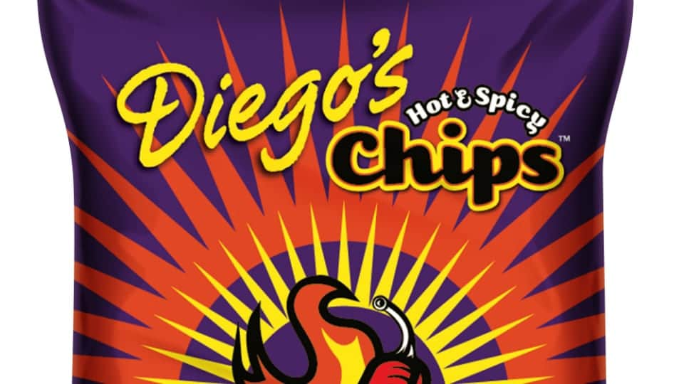 Open Road Snacks Diego's Chips BBQ