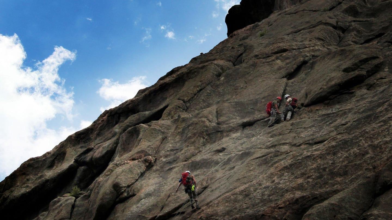 Rock Climbing Fort Carson Colorado
