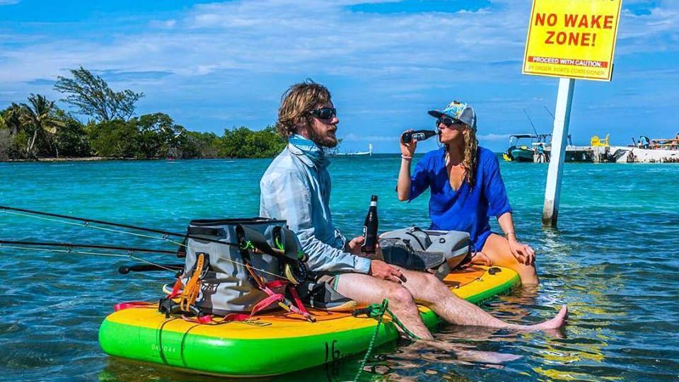 SOL Paddle Boards Beers