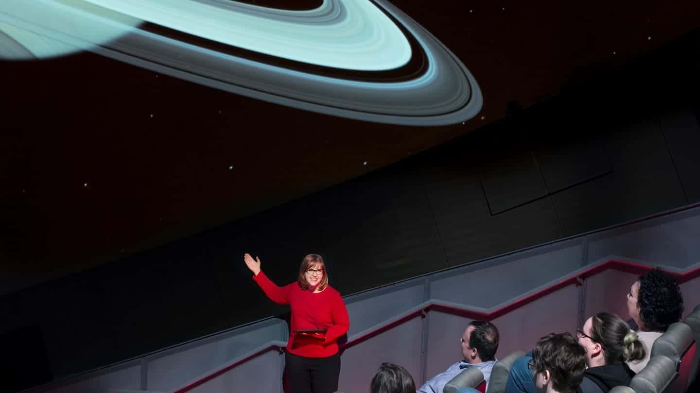 Space Tours Live Gates Planetarium Denver