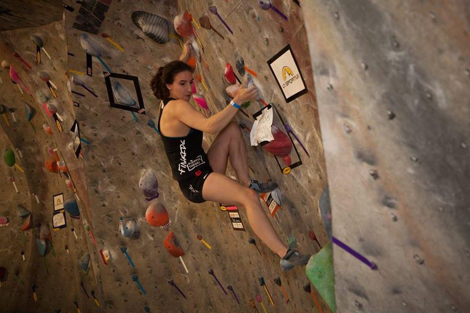 Spot Bouldering Gym Campus USAC Collegiate Bouldering Comp