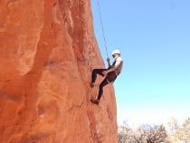 Front Range Climbing Colorado Springs