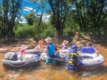 North Saint Vrain Creek Tubing Lyons