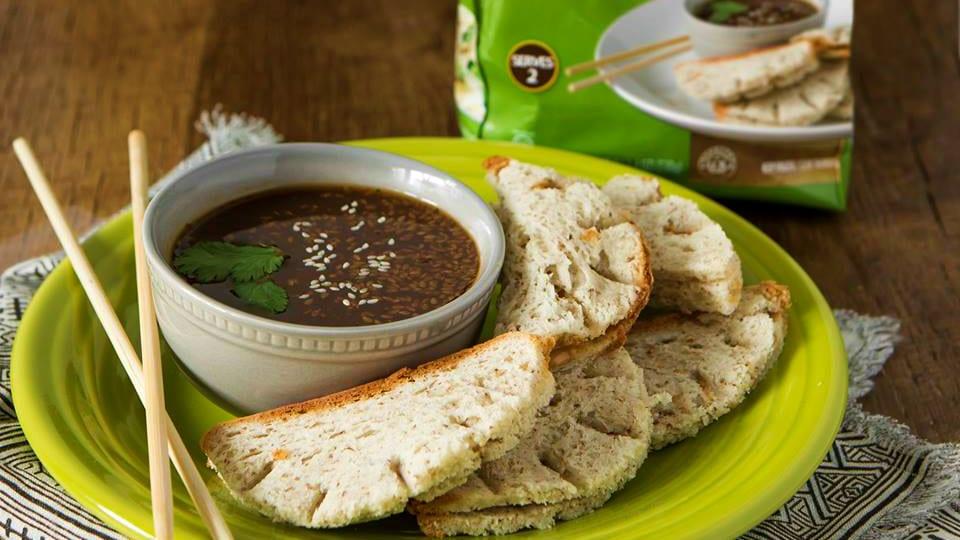 Udi's Gluten Free Bread Soup