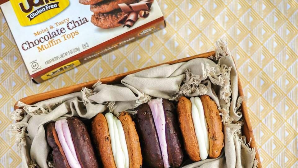 Udi's Gluten Free Chocolate Chia Muffin Tops