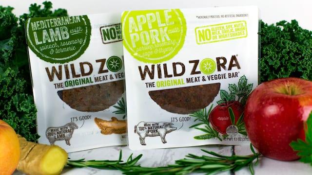 Wild Zora Mediterranean Lamb and Apple Pork