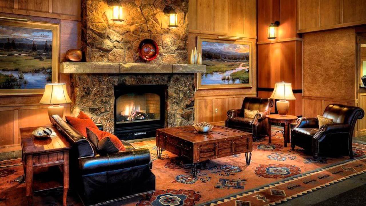 Steamboat Grand Fireside Lounge Colorado