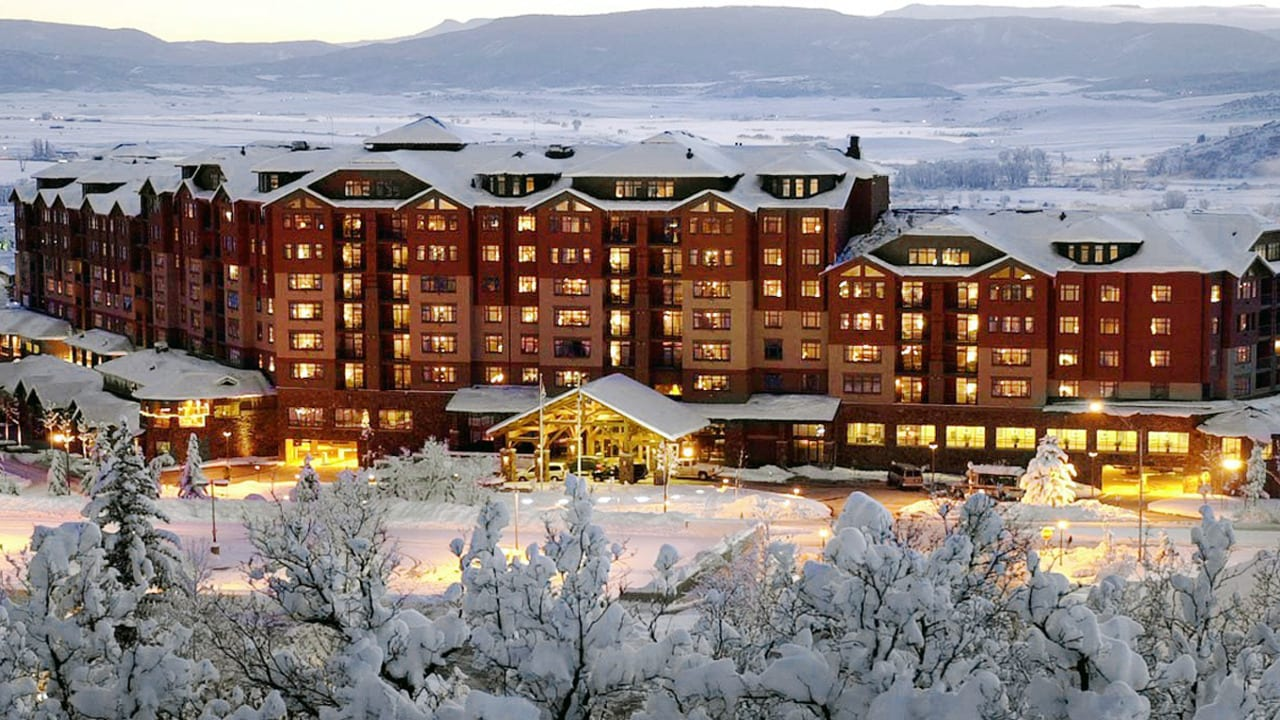 Steamboat Grand Hotel Colorado