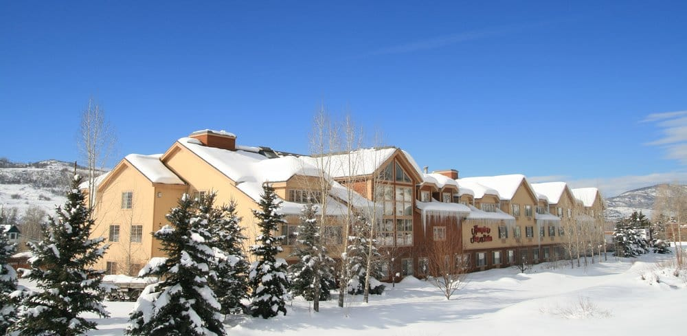 Hampton Inn Suites Steamboat Springs