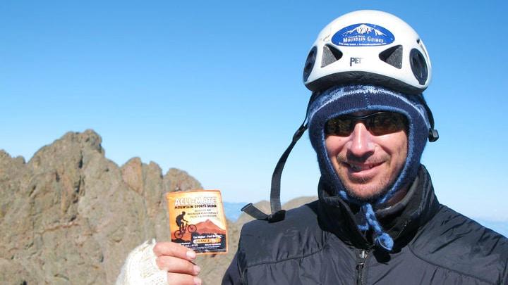 Acli-Mate Orange Mountain Sports Drink