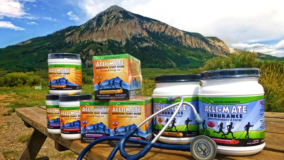 Acli-Mate Altitude Recovery Products