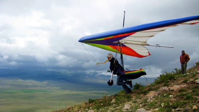 Anytime Above Hang Gliding