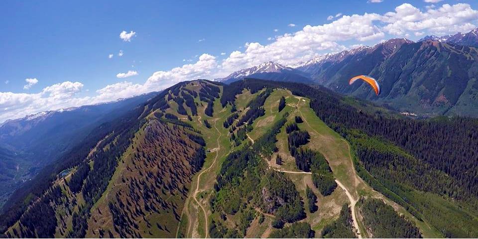 Aspen Paragliding Colorado