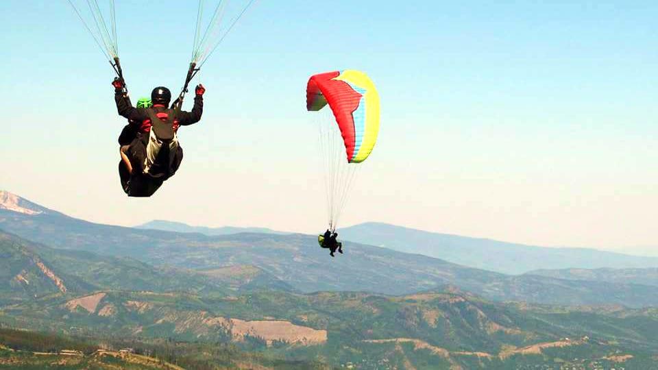 Aspen Paragliding Tandem Flight