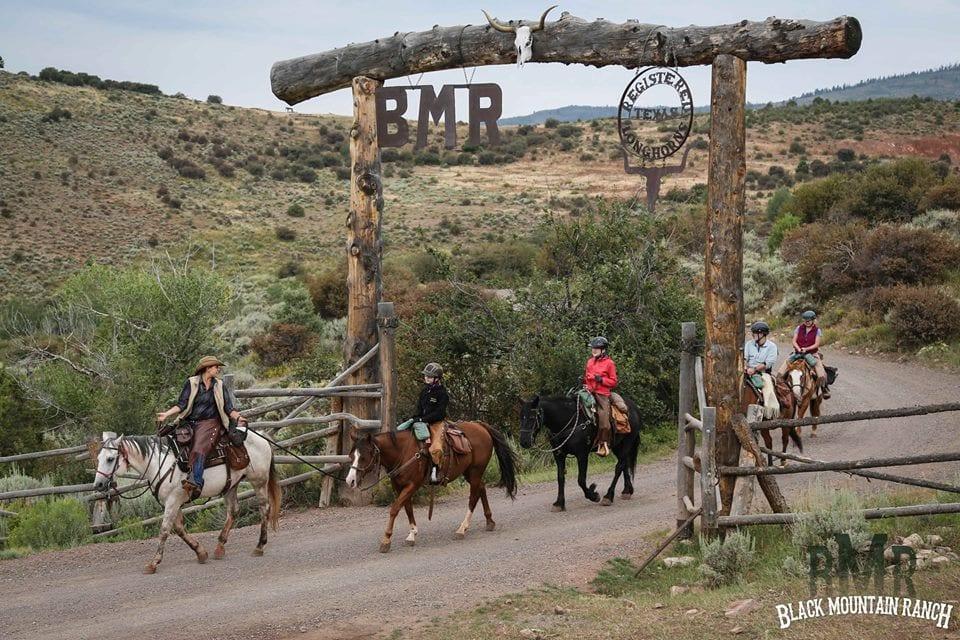 Black Mountain Colorado Dude Ranch McCoy