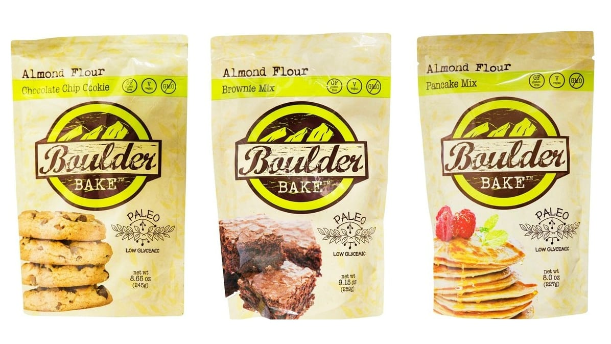 Boulder Bake Paleo Cookies