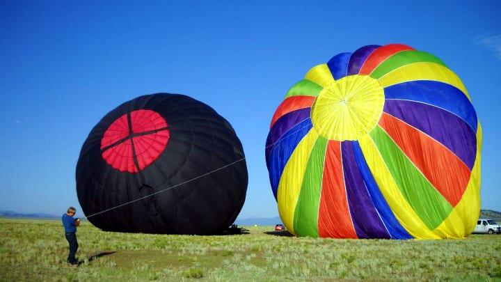 Colorado Hot Air Balloon Rides