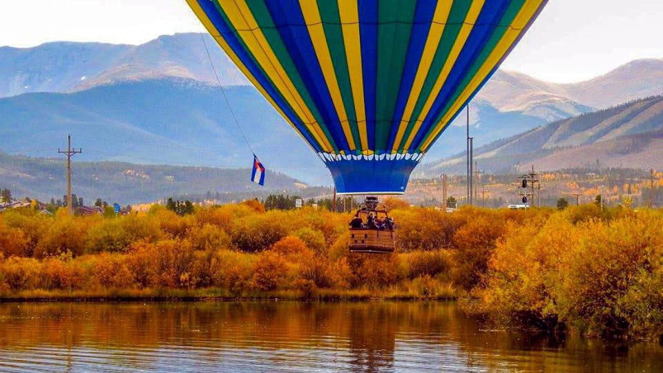 Grand Adventure Hot Air Balloon Rides