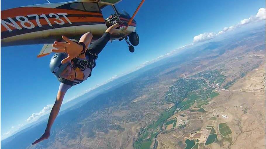 High Sky Adventures Parachute Club Skydive Colorado