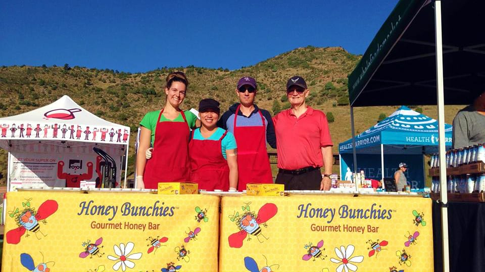 Honey Bunchies Event Tent