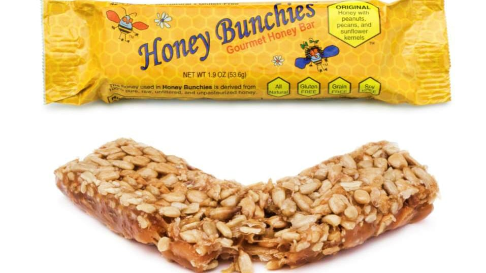 Honey Bunchies Natural Snack Bars