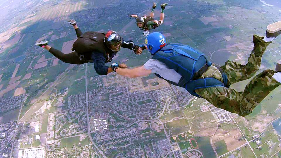 Mile-Hi Skydiving Center Longmont Colorado