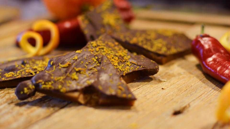 Miss Kelly's Candies Spiced Toffee