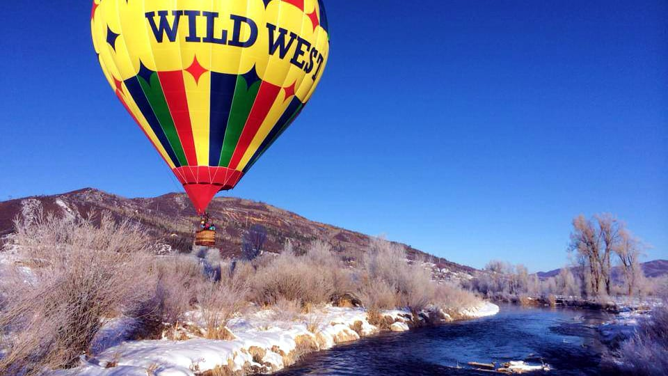 Wild West Balloon Adventures Yampa River