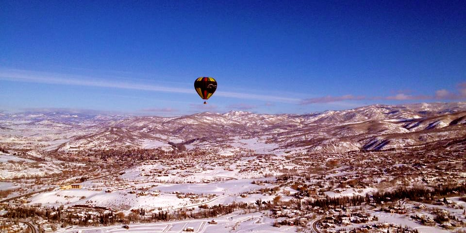 Wild West Balloon Adventures Steamboat Springs Colorado