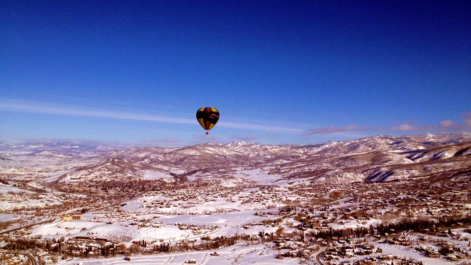 Wild West Balloon Adventures Steamboat Springs Colorado
