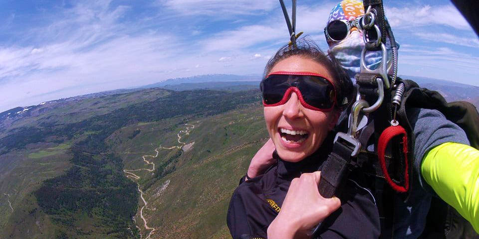 Roaring Fork Skydivers Glenwood Springs Colorado