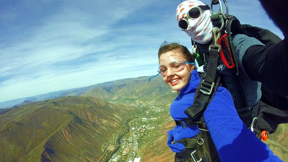 Roaring Fork Skydivers Tandem Skydiving
