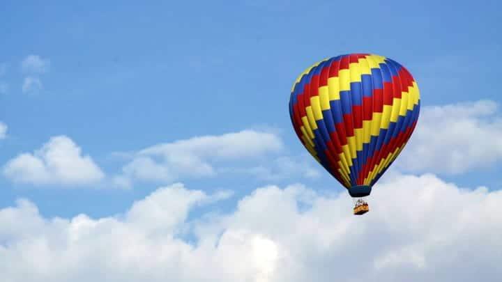 Rocky Mountain Balloon Adventures Paogsa Springs Colorado