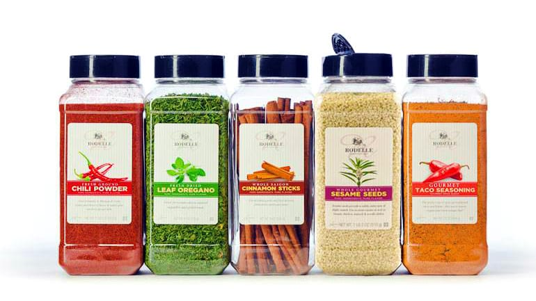 Rodelle Spices