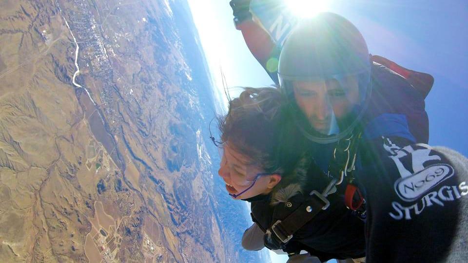 Royal Gorge Skydive Tandem Skydiving