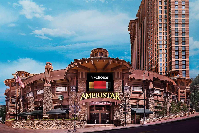 Ameristar Casino Resort Spa Black Hawk Colorado