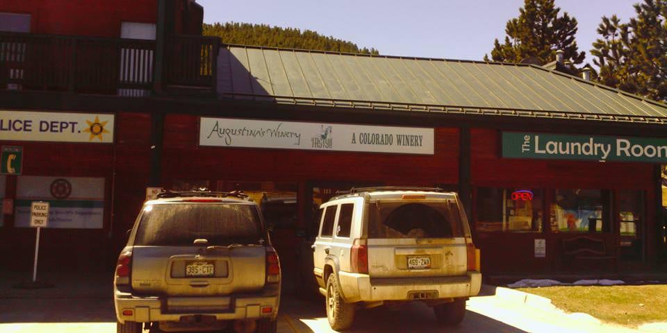 Augustina's Winery Nederland Colorado