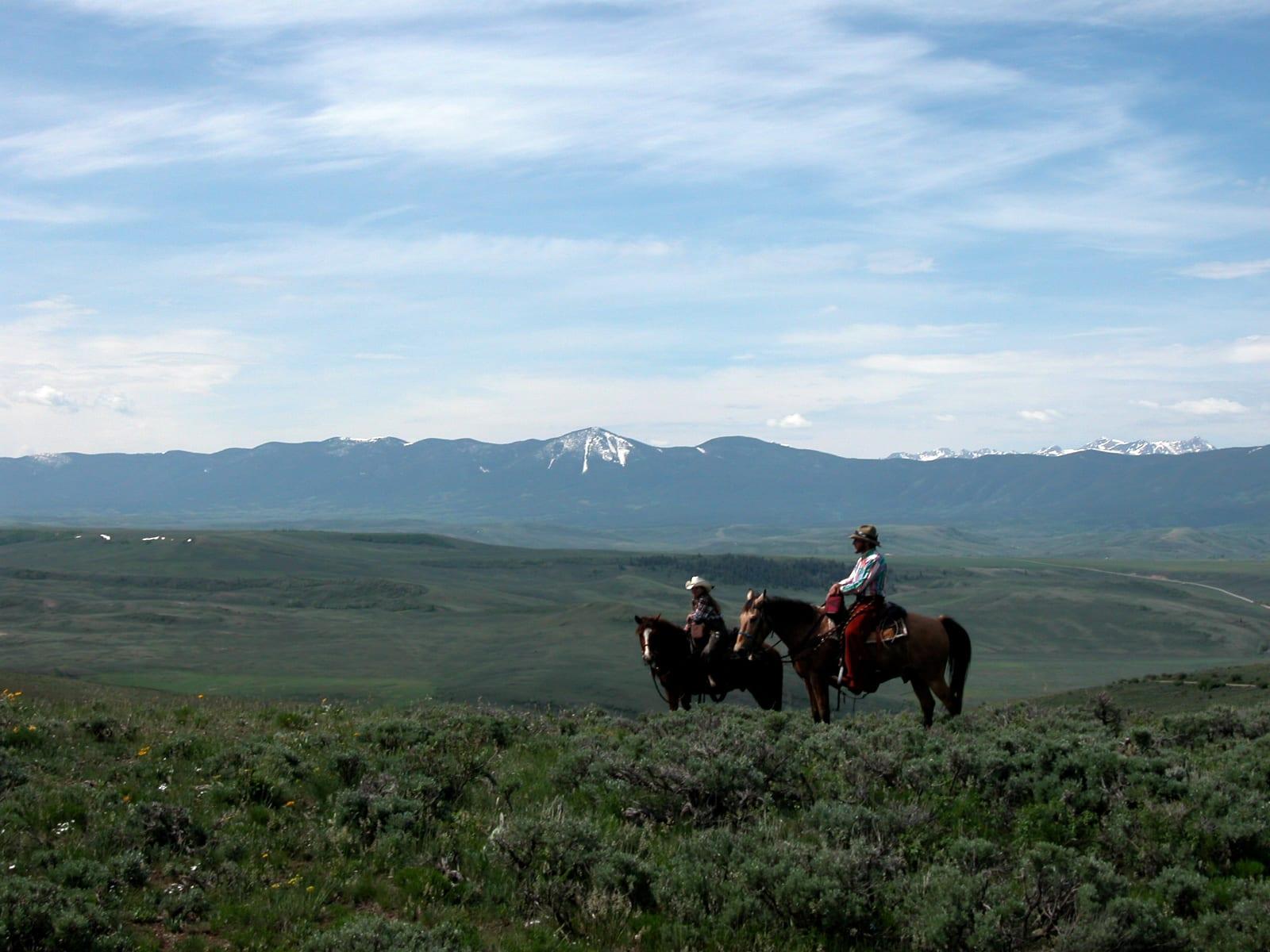 Bar Lazy J Ranch Horseback Riding Parshall