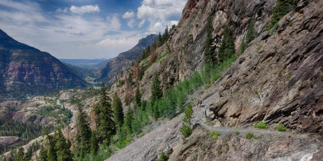 Bear Creek National Recreation Trail Ouray