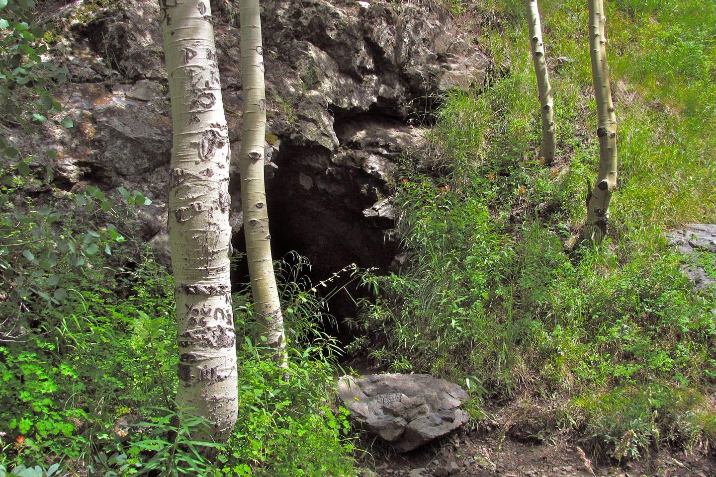 Bear Creek Trail Grizzly Mine Shaft