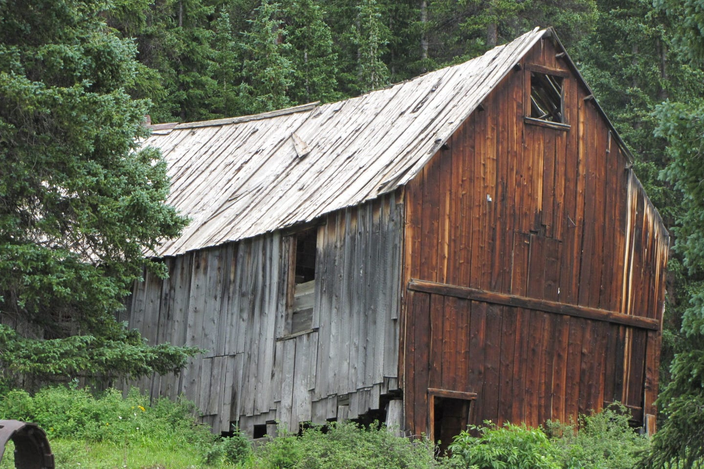 Bear Creek Trail Ouray Miner's Shack