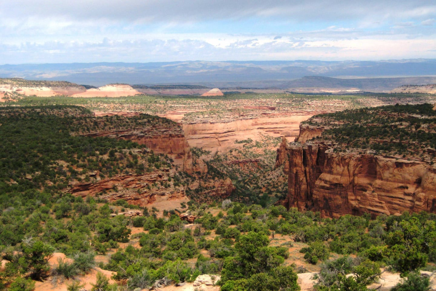 Black Ridge Canyons Wilderness Knowles Canyon