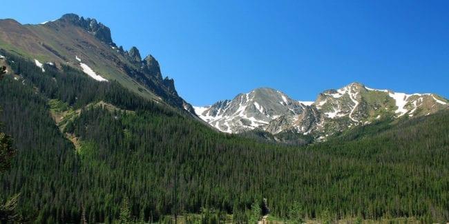 Cache La Poudre Wilderness Colorado