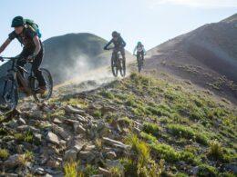 Upper Calico Trail Mountain Biking Rico Colorado