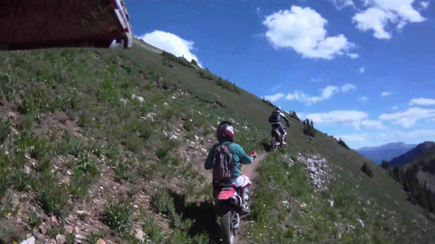 Upper Calico Trail Colorado Dirt Bikers