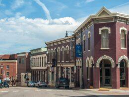 Casinos Downtown Central City Colorado