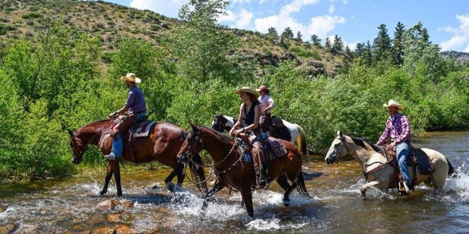 Cherokee Park Ranch Livermore Colorado