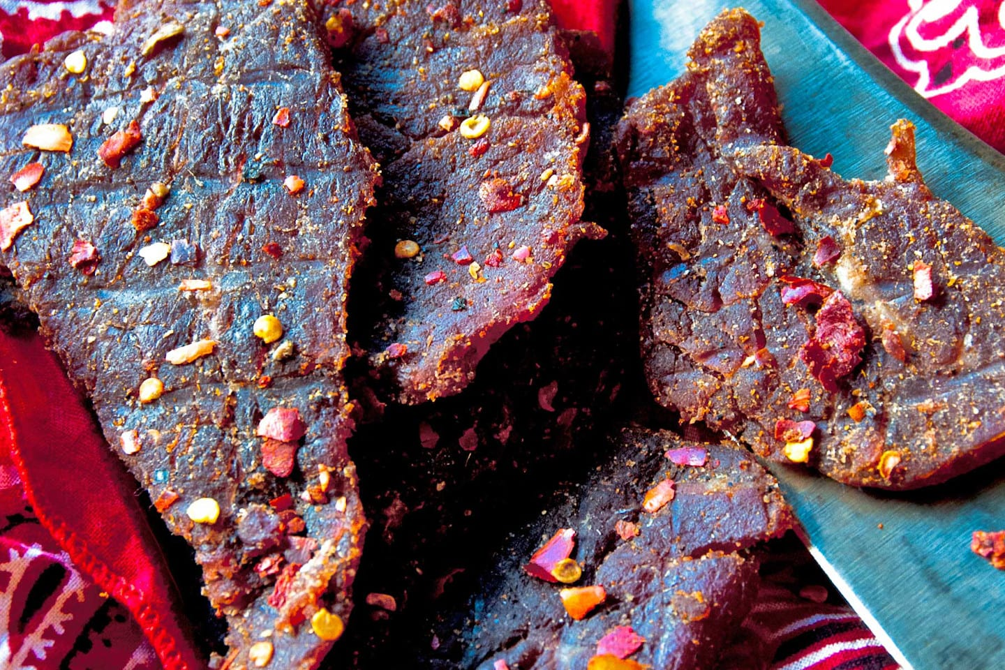 Climax Jerky Peppered Beef