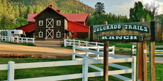Colorado Trails Ranch Durango Colorado